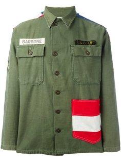 куртка в стиле милитари Htc Hollywood Trading Company