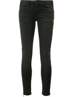 side zip detail jeans Etienne Marcel