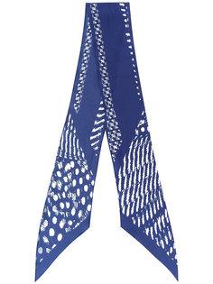 Guinea skinny scarf  Rockins