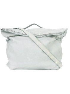 flap zipped crossbody bag Guidi