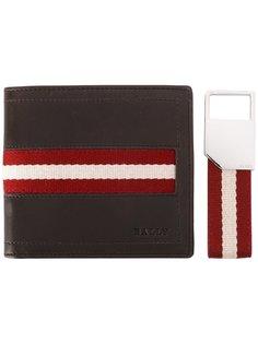 wallet & keyring gift box Bally
