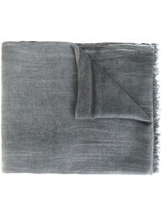 шарф с необработанными краями Eleventy