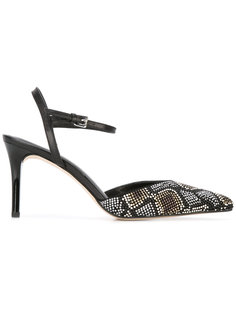 туфли-лодочки с заклепками Michael Michael Kors