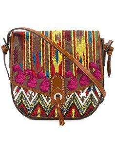 сумка-сэтчел с вышивкой Etro