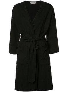 belted coat  Apiece Apart