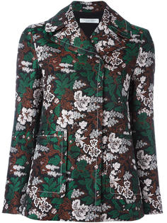 жаккардовая куртка с цветочным рисунком Philosophy Di Lorenzo Serafini