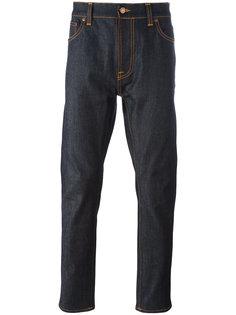 зауженные джинсы  Nudie Jeans Co