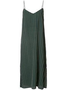 striped cami dress Ganni