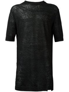 вязаная футболка  Damir Doma