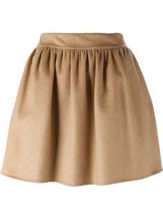 расклешенная юбка мини Dsquared2