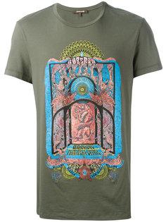 футболка Wild Love Roberto Cavalli