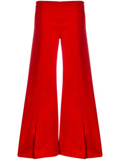 flared trousers  Mugler