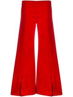 flared trousers  Mugler