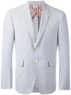 striped blazer Thom Browne