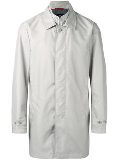 double collar coat Fay