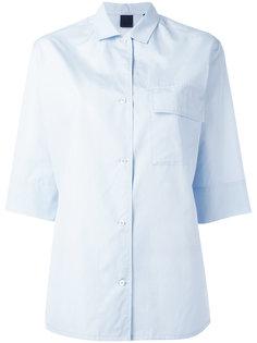 рубашка с рукавами три четверти  Aspesi