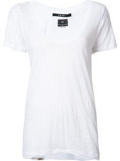 scoop neck T-shirt Ksubi
