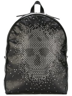 studded skull backpack Alexander McQueen