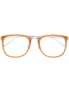 объемные очки Linda Farrow