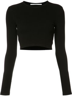 cropped blouse Rosetta Getty