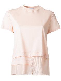 многослойная блузка Carven