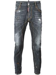 джинсы Tidy Biker  Dsquared2