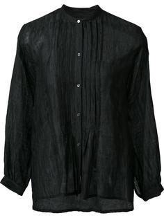 band collar shirt  Nili Lotan