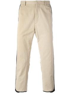 укороченные брюки с лампасами Ports 1961