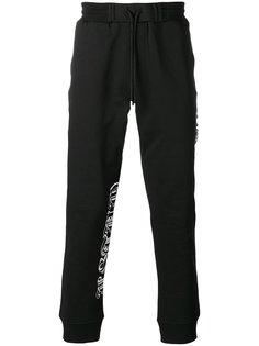 спортивные брюки с принтом-логотипом McQ Alexander McQueen