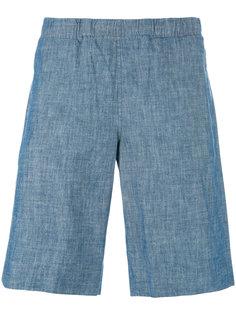 джинсовые шорты Paul Smith Jeans