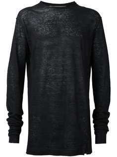 вязаный свитер  Damir Doma