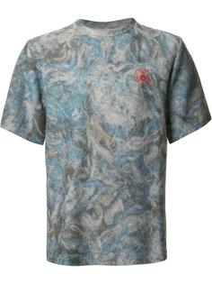 tie-dye logo T-shirt  Vivienne Westwood