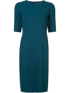 classic fitted dress Akris