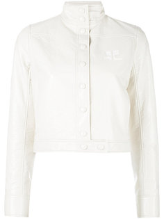 куртка Vynil  Courrèges