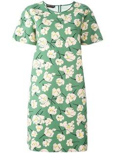 floral shirt dress  Rochas