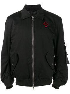 Im OK bomber jacket Liam Hodges