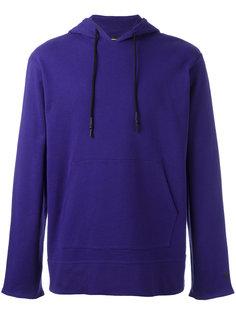 kangaroo pockets hoodie Y-3