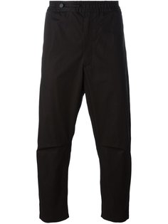 брюки с заниженной шаговой линией  Oamc