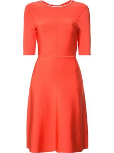flared dress Victoria Victoria Beckham
