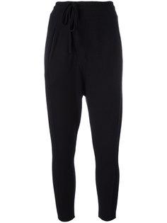 брюки с заниженной проймой Thom Krom