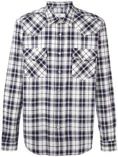 рубашка в ковбойском стиле Ami Alexandre Mattiussi