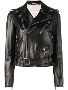 байкерская куртка  Valentino