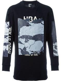футболка с длинными рукавами Hood By Air