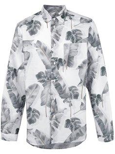 рубашка с принтом Tropic Oamc