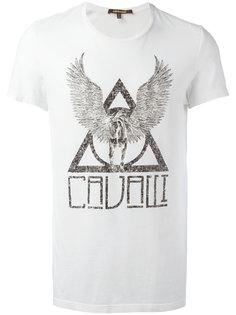 футболка Pegasus Roberto Cavalli