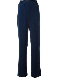 широкие брюки с завышенной талией Akris