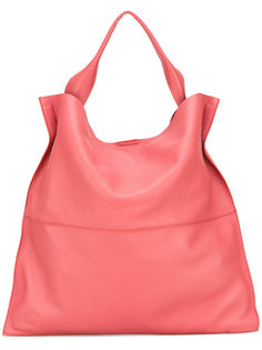 мешковатая сумка-тоут Jil Sander