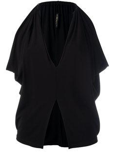 блузка со шлицей спереди Plein Sud