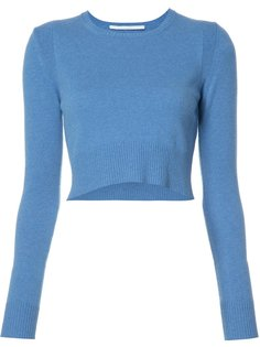 cropped jumper Rosetta Getty