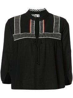 cropped blouse  Apiece Apart